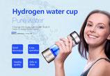 Wasserstoff – Generator Flasche Portable USB