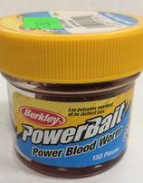 Power Blood Worn BERKLEY PowerBait