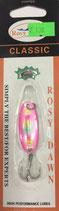 Блесна форелевая планирующая Rosy Dawn Classic 4 гр., 38 мм  Цвет 114, подложка - лимонный