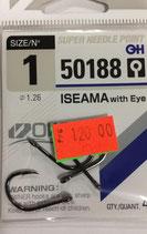 Крючки OWNER серия 50188 № 1 ISEAMA