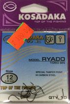 Крючки Kosadaka RYADO 1050 BN № 12