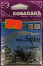Крючки Kosadaka TATSU 3093BN № 10