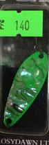 Блесна форелевая планирующая PURE (Rosy Dawn) 5 гр., 43 мм  Цвет 04 перламутр