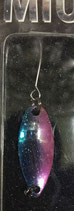 Блесна форелевая планирующая MIU (Rosy Dawn) 2,8 гр., 28 мм  Цвет 012