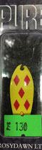 Блесна форелевая планирующая PURE (Rosy Dawn) 5 гр., 43 мм  Цвет 014