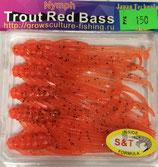 NYMPH Trout Red Bass (GC) Цвет - Orange G