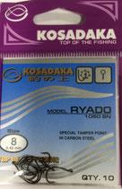 Крючки Kosadaka RYADO 1050 BN № 8