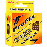 Плетеный шнур ProFix Braided line BROWN 0,12