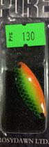 Блесна форелевая планирующая PURE (Rosy Dawn) 3,5 гр., 35 мм  Цвет 014