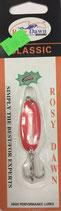 Блесна форелевая планирующая Rosy Dawn Classic 4 гр., 38 мм  Цвет 152, подложка - лимонный