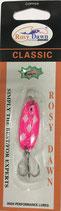 Блесна форелевая планирующая Rosy Dawn Classic 4 гр., 38 мм  Цвет 103, подложка - морковный