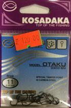 Крючки Kosadaka OTAKU 3303 BN № 11