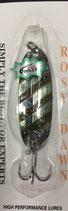 Блесна форелевая планирующая Rosy Dawn Classic 7 гр., 57 мм  Цвет 030, подложка - серебряный