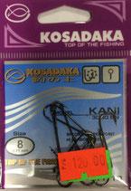 Крючки Kosadaka KANI 3080 BN № 8