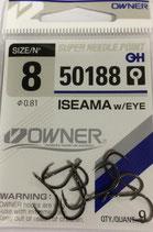 Крючки OWNER серия 50188 №8 ISEAMA