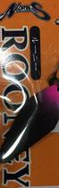 Блесна ROONEY 2,8 гр.  Цвет - 013, подложка черный