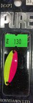 Блесна форелевая планирующая PURE (Rosy Dawn) 3,5 гр., 35 мм  Цвет 020