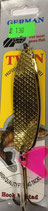 Блесна двойная GERMAN TWIN вес 18 г., цвет 05, модель 5254-180