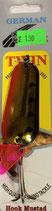 Блесна двойная GERMAN TWIN вес 18 г., цвет 36 модель 5201-180