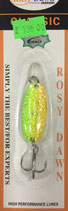 Блесна форелевая планирующая Rosy Dawn Classic 4 гр., 38 мм  Цвет 004/2, подложка - серебряный