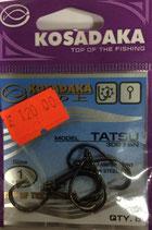Крючки Kosadaka TATSU 3093BN № 1