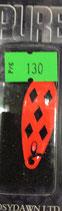 Блесна форелевая планирующая PURE (Rosy Dawn) 5 гр., 43 мм  Цвет 016