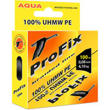 Плетеный шнур ProFix Braided line BLACK 0,14
