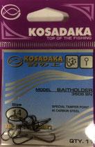 Крючки Kosadaka BAITHOLDER 3505 BN № 14