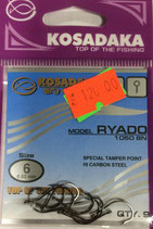 Крючки Kosadaka RYADO 1050 BN № 6