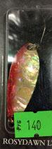 Блесна форелевая планирующая PURE (Rosy Dawn) 5 гр., 43 мм  Цвет 07 перламутр