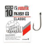 CLASSIC FK-9501 Крючок классический размер-10