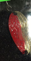 Блесна форелевая планирующая DIAMOND (Rosy Dawn) 3,0 гр., 28 мм  Цвет 103