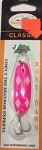 Блесна форелевая планирующая Rosy Dawn Classic 7 гр., 57 мм  Цвет 104, подложка - малиновый
