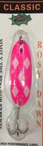 Блесна форелевая планирующая Rosy Dawn Classic 7 гр., 57 мм  Цвет 103, подложка - морковный