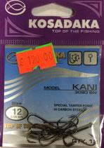 Крючки Kosadaka KANI 3080 BN № 12
