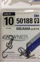 Крючки OWNER серия 50188 №10 ISEAMA