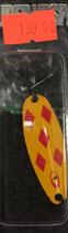 Блесна форелевая планирующая SUPERVESPA(Rosy Dawn) 5.2 гр., 40 мм  Цвет 002