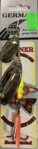 Блесна  GERMAN SPINNER вес 15 г., цвет 215 модель 5117-5#