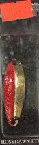Блесна форелевая планирующая SUPERVESPA(Rosy Dawn) 5.2 гр., 40 мм  Цвет 007