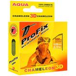 Плетеный шнур ProFix CHAMELEON 3D DESERT Диаметр: 0,06 мм