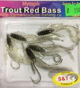 NYMPH Trout Red Bass (GC) Цвет - Natur G
