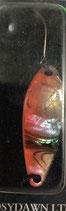 Блесна форелевая планирующая PURE (Rosy Dawn) 5 гр., 43 мм  Цвет 05 перламутр