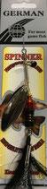 Блесна  GERMAN SPINNER ВЕРТУШКА вес 12 г., цвет 115 модель 5150-1#