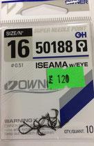 Крючки OWNER серия 50188 №16 ISEAMA