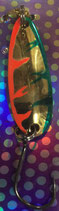 Блесна форелевая планирующая GROWS CULTURE 4 гр., 35 мм