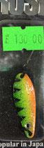 Блесна форелевая планирующая RUSH(Rosy Dawn) 4.5 гр., 35 мм  Цвет 002