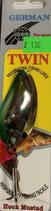 Блесна двойная GERMAN TWIN вес 15 г., цвет 54, модель 5203-150