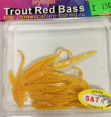 NYMPH Trout Red Bass (GC) Цвет - Yellow RG