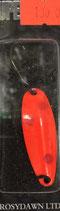 Блесна форелевая планирующая SUPERVESPA(Rosy Dawn) 5.2 гр., 40 мм  Цвет 001