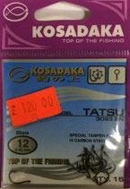 Крючки Kosadaka TATSU 3093BN № 12